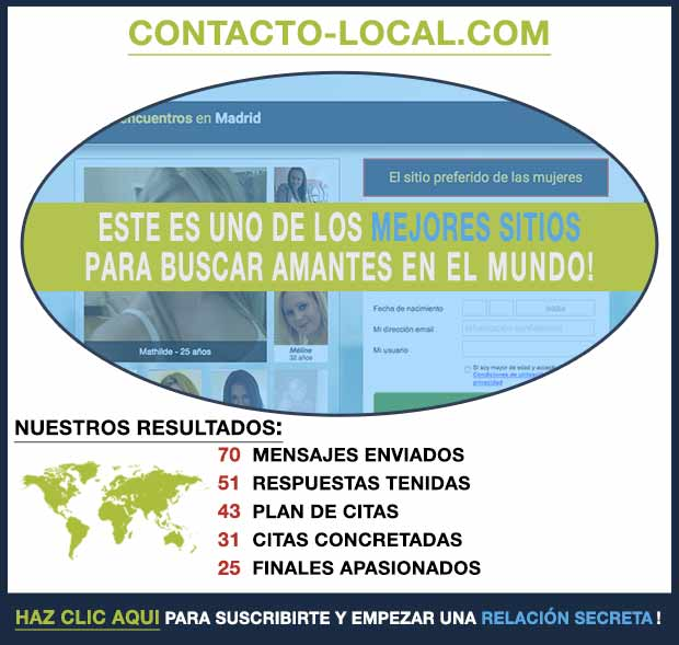Una vista previa de Contacto-Local.com