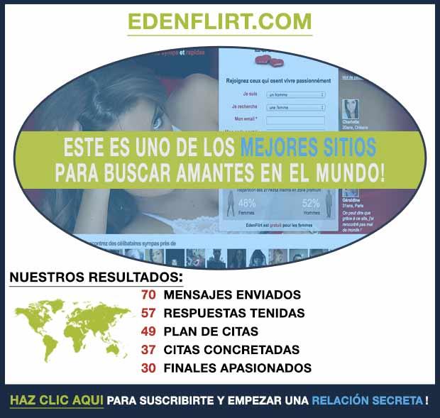 Una vista previa de EdenFlirt.com