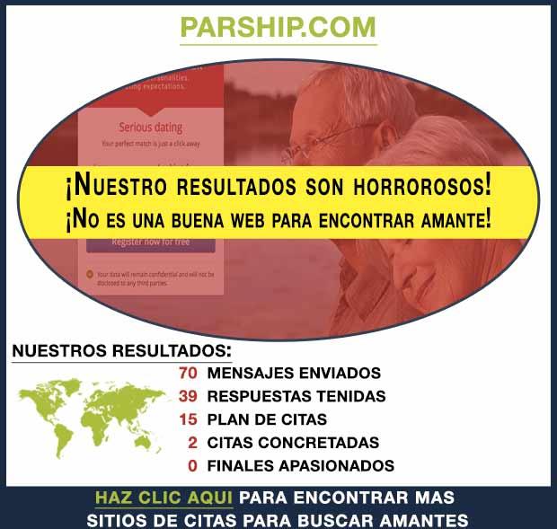 Una vista previa de Parship.com