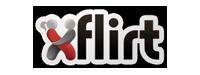 xFlirt logo del mundo