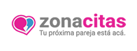 ZonaCitas logo del mundo